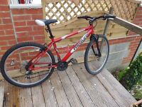 Unisex Helium Road Cycle in good condition