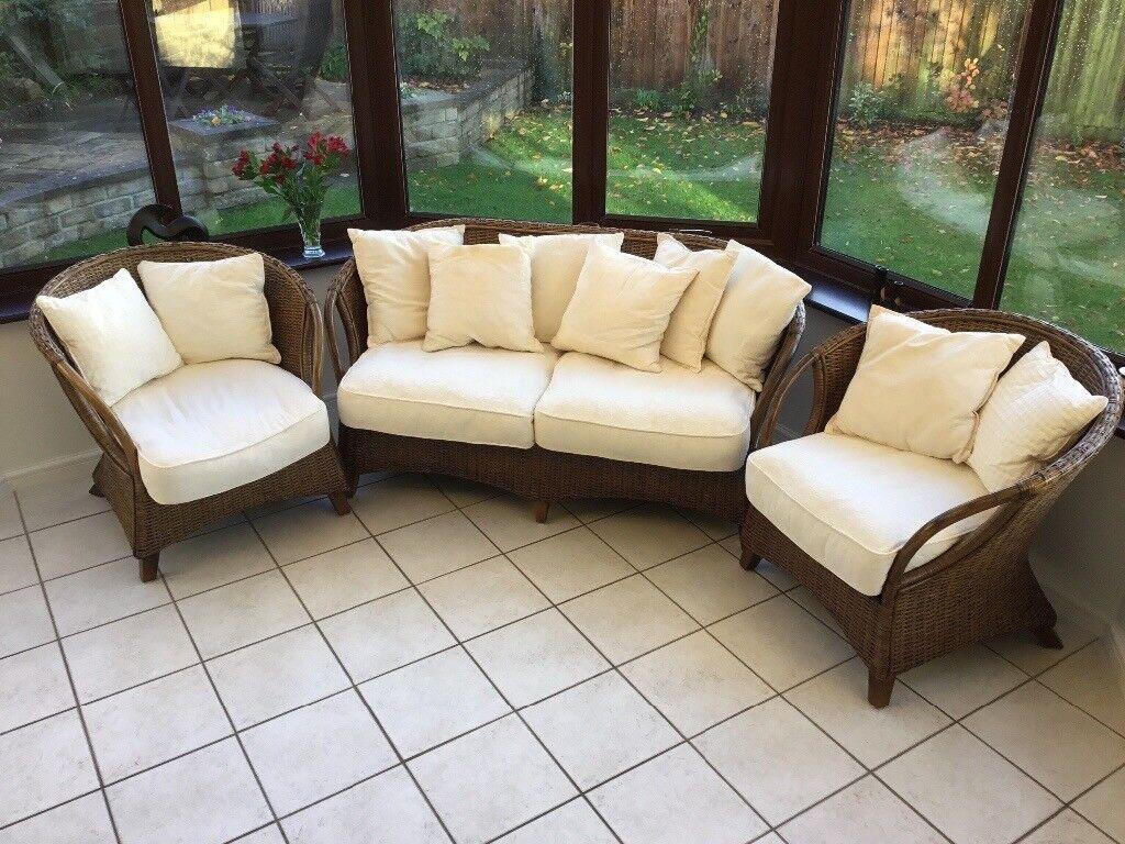 Sunroom furniture set