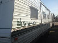 29 ft 2003 Wildwood LE trailer For Sale