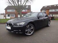 £12,000 BMW 3 Series 2.0 320d Sport 4dr (2012 Saloon 57500 miles Manual 2.0L Diesel)