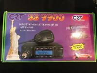 Crt ss 9900 cb radio, ham radio