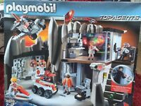 Playmobil Top Agents and accessories