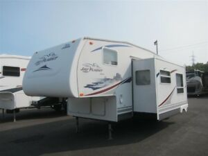 2007 Jay Flight 27.5BHS Par JAYCO