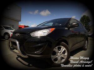 2012 Hyundai Tucson GL + AWD + PUSH BAR + BAS KILO!!!