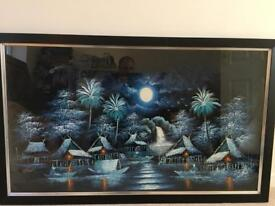 Thailand painting by Wisoot