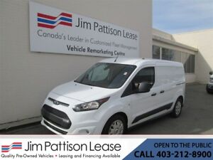 2015 Ford Transit Connect 1.6L ECO-Boost XLT Cargo Van w/ Remote