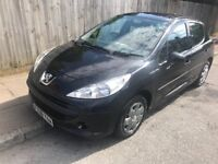 2008 Peugeot 207 S 1.6 HDI 90bhp 5 Door FSH Long Mot Senisble Offers Only