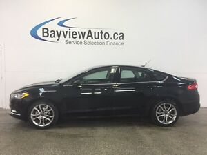 2017 Ford FUSION SE- 2.5L! KEYPAD ENTRY! ROOF! REV CAM! SYNC!