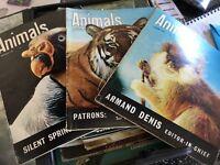 Animals, Magazines. 1963