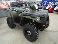 2015 Polaris Sportsman 570 EPS SAGE GREEN