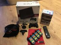 Sony PlayStation 3 PS3 160GB Console with controller, games and more