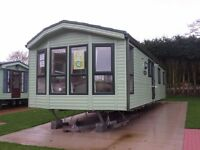 2005 Willerby Winchester static caravan for sale at Chesterfield Country Park in Berwickshire.