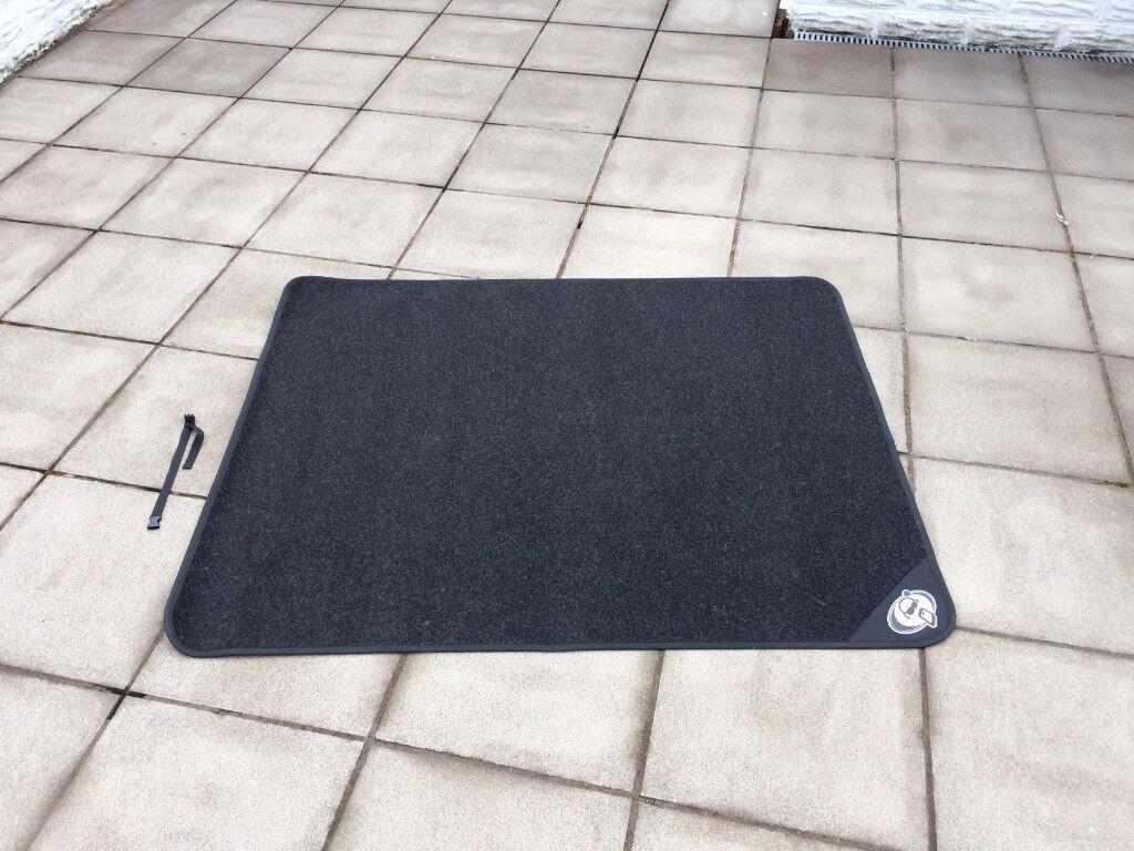 Protection Racket Drum Mat, 2x1.6m