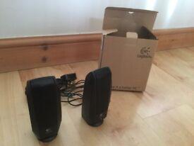 Laptop speakers