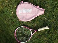 Girls Tennis Racquet - Prince Airo Team Maria 25