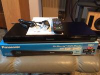 PANASONIC DMP_BDT110 Blu-ray player