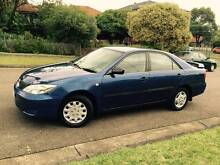 2004 Toyota Camry Sports Low Ks Logbook corolla accord maxima i20 Meadowbank Ryde Area Preview