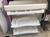 Baby Changing Table/Bath
