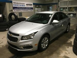 2016 CHEVROLET CRUZE LT LT, AUTOMATIQUE