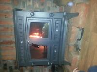 WOOD/COAL BURNER