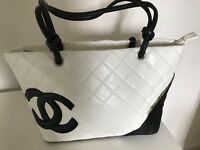Chanel Cambon Tote Handbag