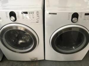 65-  Laveuse Sécheuse Frontales SAMSUNG VRT  Frontload Washer Dryer