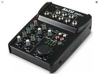 Alto ZMX52 5 Channel Mixing Desk (New)