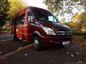Mercedes Benz Wheelchair Accessible Minibus