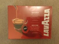 LAVAZZA Welcome to the World of LAVAZZA 12 coffee selection sample box set NEW