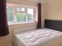 Good new Refurbished house en suite bedrooms single/double available to rent