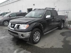 2013 Nissan Frontier SL | Leather | Navigation | Sunroof | Roof