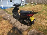Yamaha scooter vity moped 125