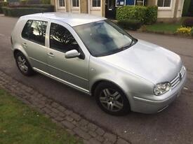 2004///vw. Golf 1.9. GT TDI. 6 speeds,130bhp, only one former keeper