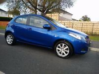2010 Mazda 2 1.3 – ONLY 43K MILES, FULL MOT AND SERVICE HISTORY, EXCELLENT