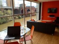 2 Bed Riverside Apartment, Fully Furnished (Bills and WIFI Included)