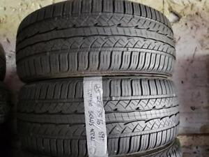 2 summer tires kumho solus 205/55r16