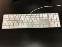 Apple USB Keyboard with Numeric Pad