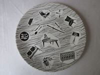 10inch Homemaker plate by Ridgway Potteries