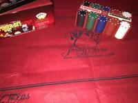 Jonny texas poker set