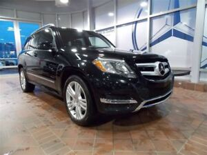 2014 Mercedes-Benz GLK-Class GLK250BT 4MATIC, attache-remorque