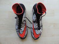 Nike Hypervenomx Proximo NJR IC Multi Color Football Shoes. Size 10.5 UK
