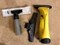 Karcher WV60 Window Vac - Rarely Used and In Great Condition