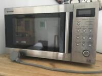 Sharp microwave for spares