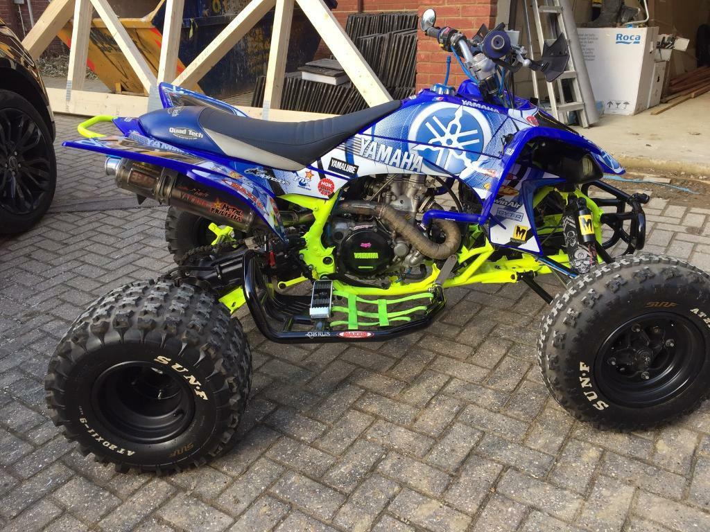 yamaha yfz 450 road legal quad 1 off in oxford oxfordshire gumtree. Black Bedroom Furniture Sets. Home Design Ideas