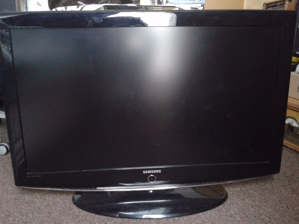 samsung le40r87bdx xeu 40 inch lcd tv hd in chingford london