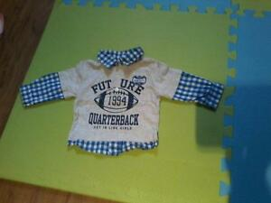 Boy 6 month clothing