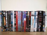 Action / Horror DVD collection - £20ono