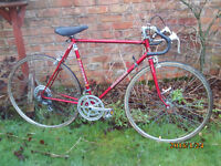 KALKHOFF GRAND PRIX RACER ONE OF MANY QUALITY BICYCLES FOR SALE