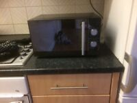 Like new microwave