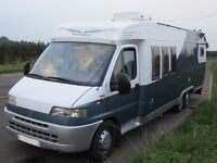 Hobby 700 FML four berth LHD motorhome for sale
